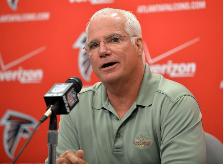 Mike Smith (American football coach) Falcons may see tougher Mike Smith in 3914 Jeff Schultz blog
