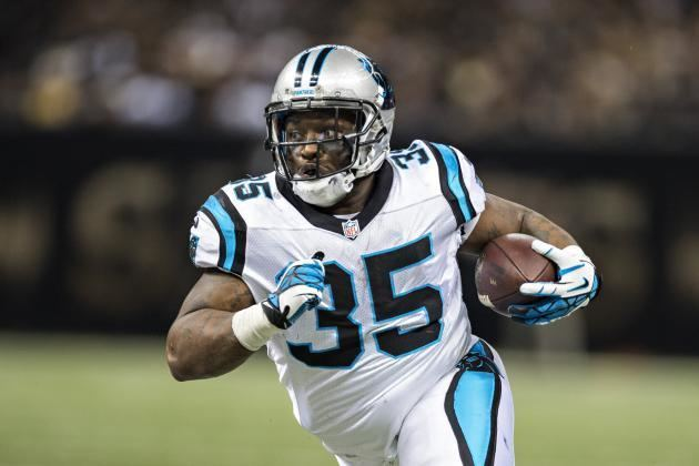 Mike Tolbert Mike Tolbert Injury Updates on Panthers RB39s Leg and