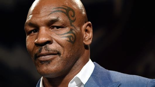 Mike Tyson Mike Tyson apparently entering the bitcoin market