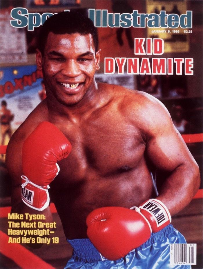 Mike Tyson Mike Tyson Inside his first pro fight and sensational rise