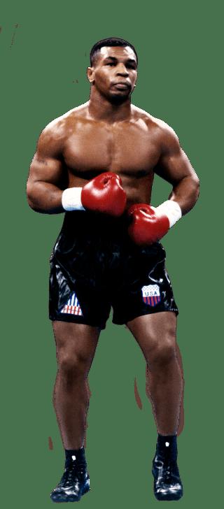 Mike Tyson Mike Tyson WWE