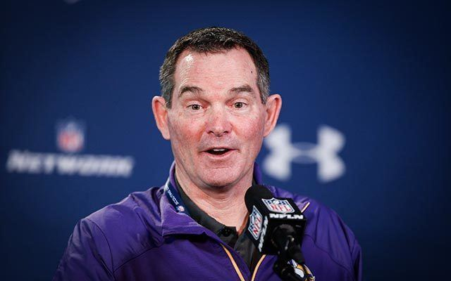 Mike Zimmer 8yearold fan to Mike Zimmer 39You39ve used up all your