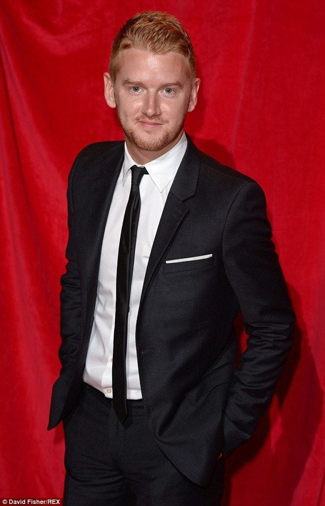 Mikey North Coronation Street39s Mikey North engaged to girlfriend