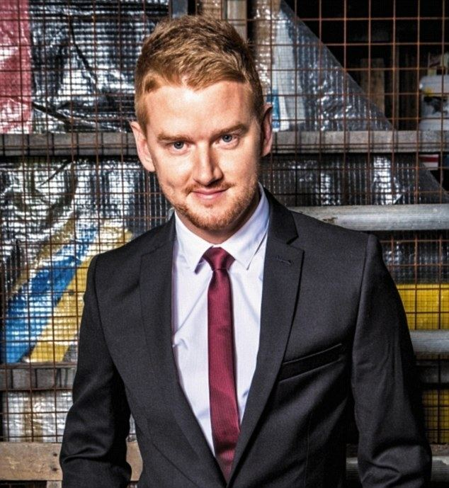 Mikey North Roy was right to batter me39 Mikey North on why he thinks