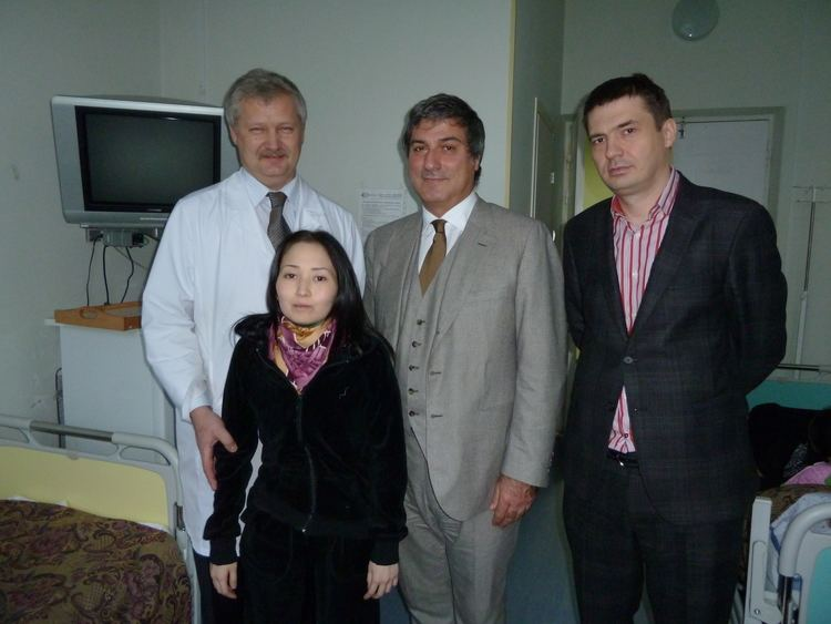 Mikhail Batin mikhail batin Maria Konovalenko