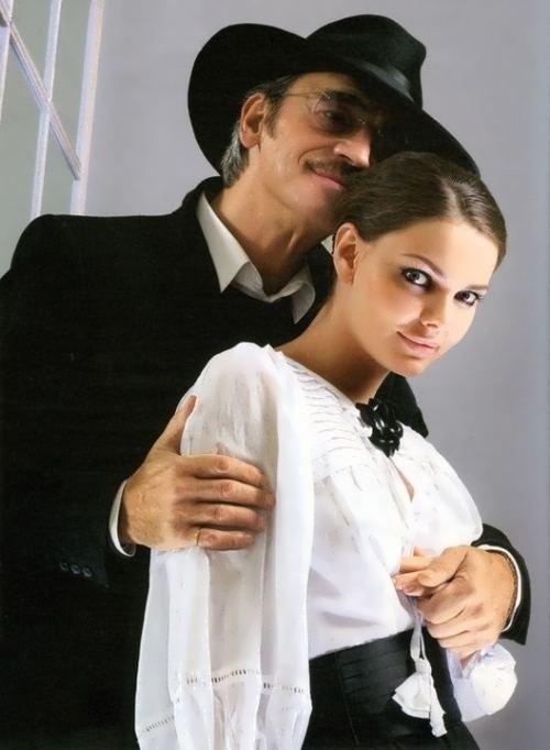 Mikhail Boyarsky Mikhail Boyarsky daughter Russian Personalities