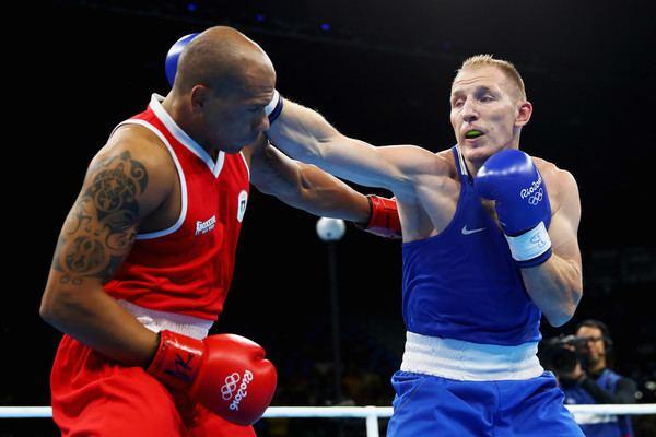 Mikhail Dauhaliavets Mikhail Dauhaliavets Photos Photos Boxing Olympics Day 2 Zimbio