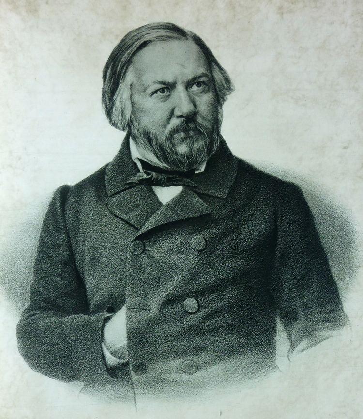 Mikhail Glinka Mikhail Glinka 18041857 Composer of the Week Radio