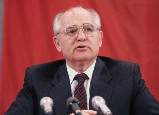 Mikhail Gorbachev Mikhail Gorbachev president of Union of Soviet Socialist