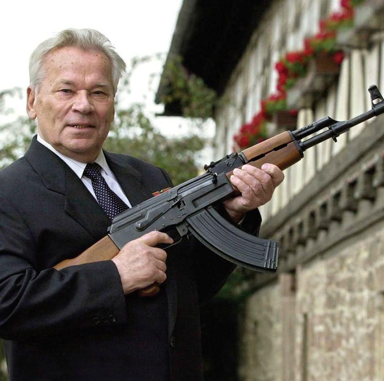 Mikhail Kalashnikov Mikhail Kalashnikov Inventor of the AK47 Dead at 94