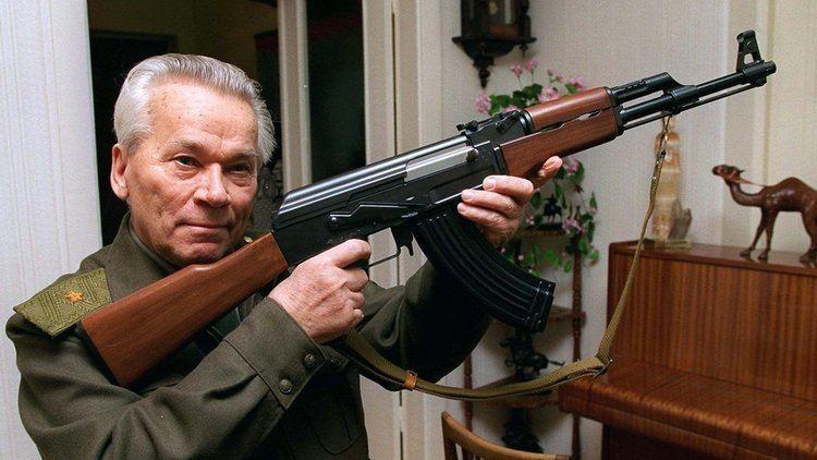 Mikhail Kalashnikov static01nytcomimages20131224world24kalashn