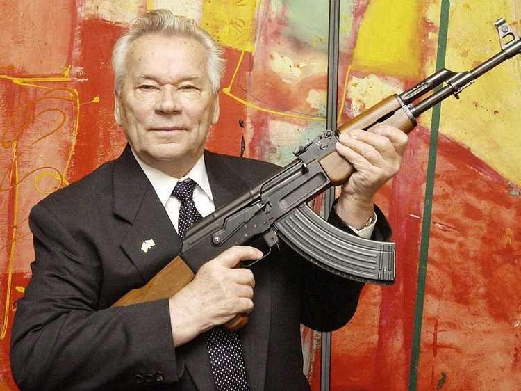 Mikhail Kalashnikov Mikhail Kalashnikov39s Death And His Greatest Regret