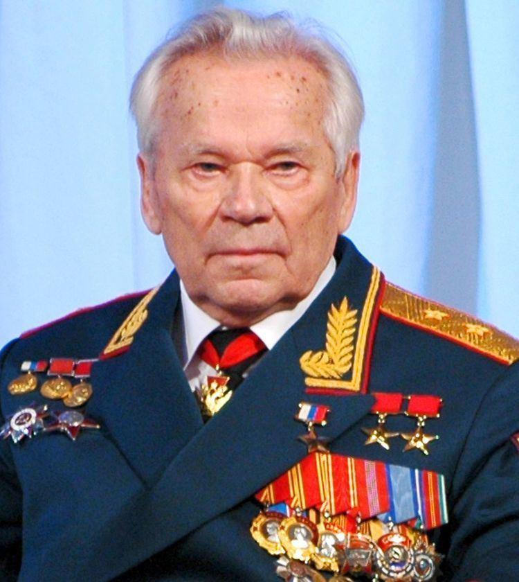 Mikhail Kalashnikov Mikhail Kalashnikov DEAD wow I thought he would