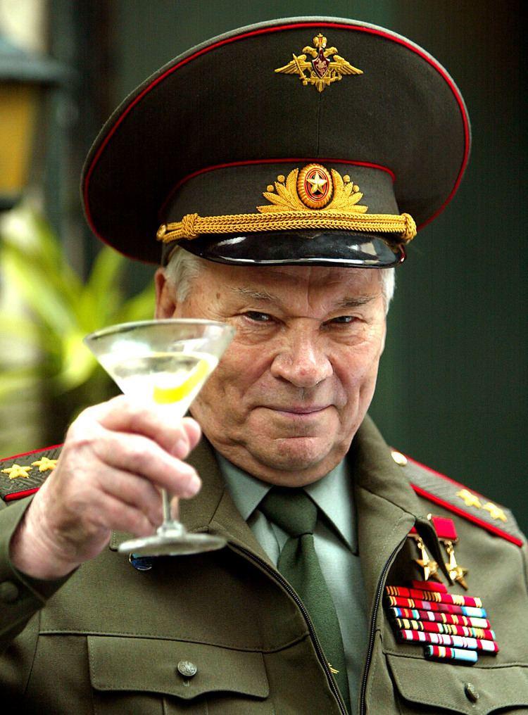 Mikhail Kalashnikov Rifle designer Mikhail Kalashnikov dead at 94 South