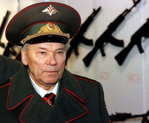 Mikhail Kalashnikov Mikhail Kalashnikov39s Runaway Invention The Atlantic