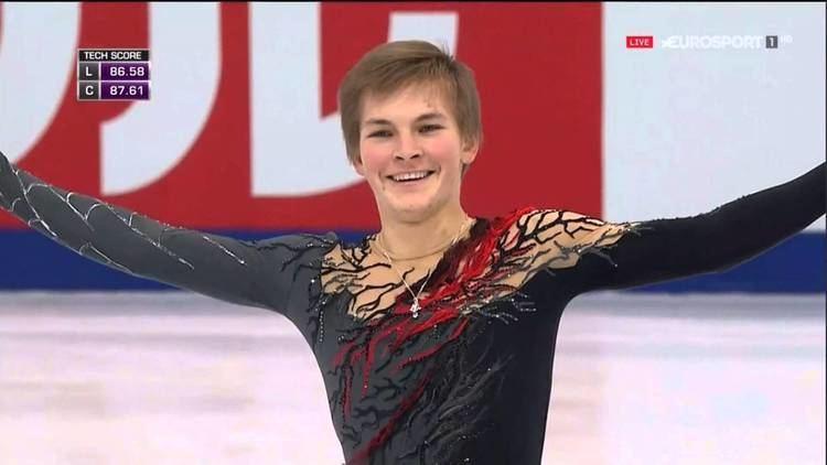 Mikhail Kolyada Mikhail KOLYADA Rostelecom Cup 2015 LP YouTube