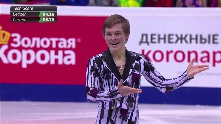 Mikhail Kolyada 2017 Russian Nationals Mikhail Kolyada FS ESPN YouTube
