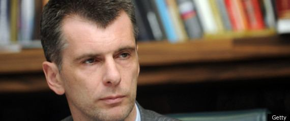 Mikhail Prokhorov Mikhail Prokhorov Russia Tycoon Abandons KremlinBacked