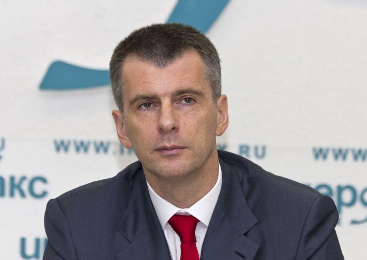 Mikhail Prokhorov httpsuploadwikimediaorgwikipediacommons99