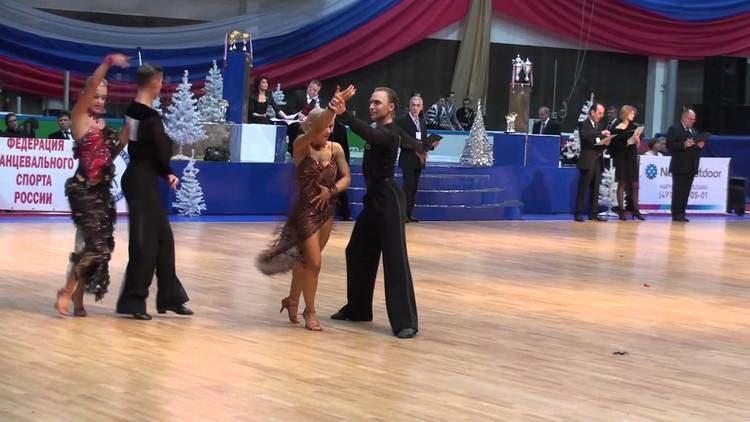 Mikhail Radionov Mikhail Radionov Irina Bolshakova Rumba IDSF Open Latin
