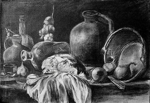 Mikhail Savchenko Mikhail Savchenko Artwork Collection PENCIL DRAWING SKETCHES