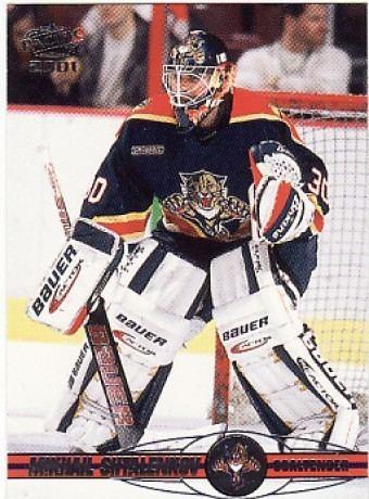 Mikhail Shtalenkov Strnka o glmanech NHL Fotoalbum NHL Florida