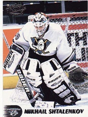 Mikhail Shtalenkov Strnka o glmanech NHL Fotoalbum NHL Nashville