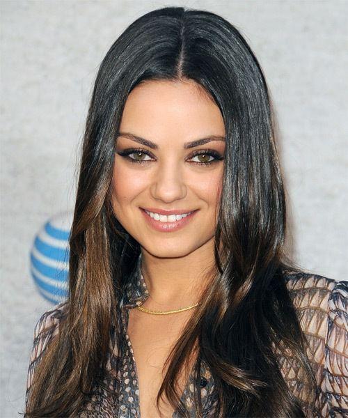 Mila Kunis Mila Kunis Hairstyles Celebrity Hairstyles by