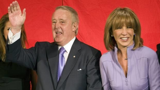 Mila Mulroney Harper39s name a nogo at Mulroney39s event The Globe and Mail