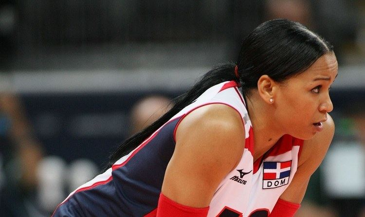 Milagros Cabral FIVB Volleyball Olympic Games 2012 Features