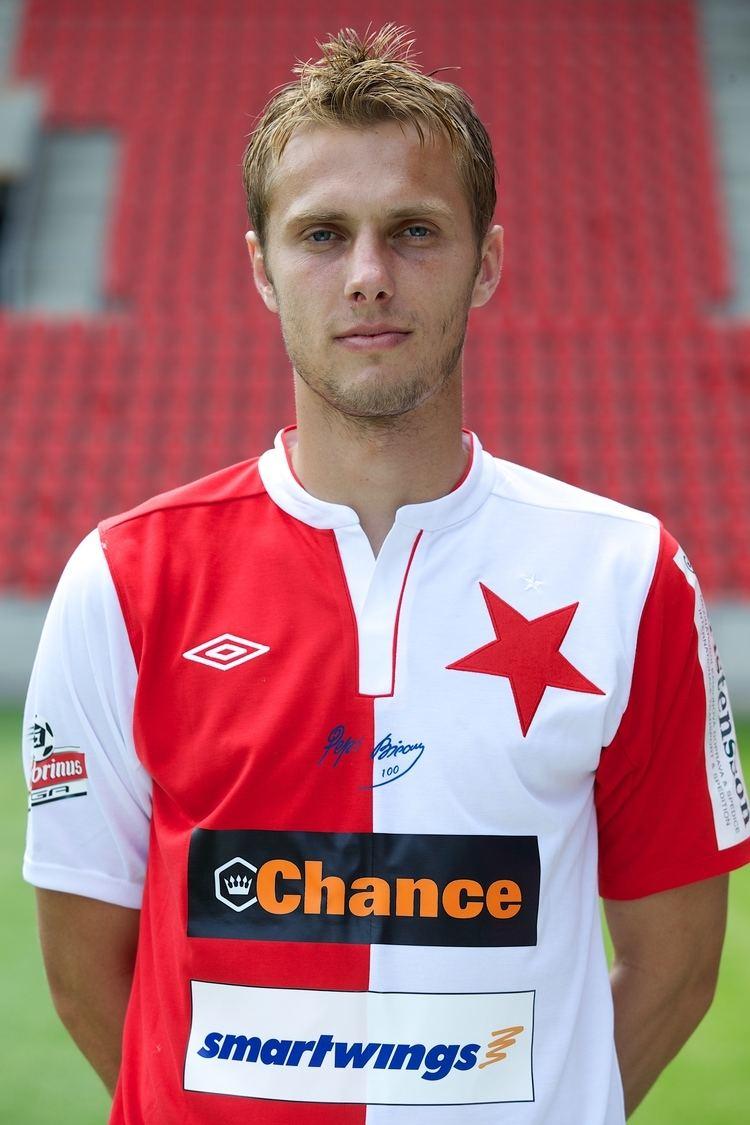 Milan Bortel SK Slavia Praha Profil hre Milan BORTEL