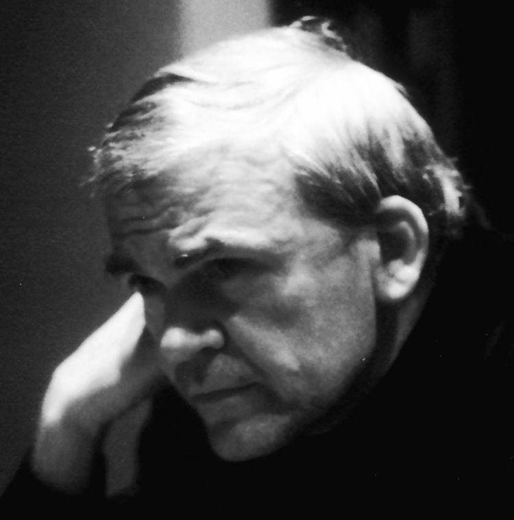 Milan Kundera Milan Kundera Wikipedia the free encyclopedia