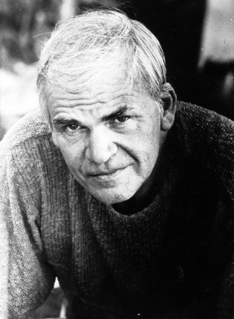 Milan Kundera Milan Kundera Biography born 1929 moving literature forward