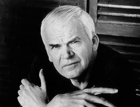 Milan Kundera Milan KunderaThe Unbearable Lightness of Being Eye of Lynx