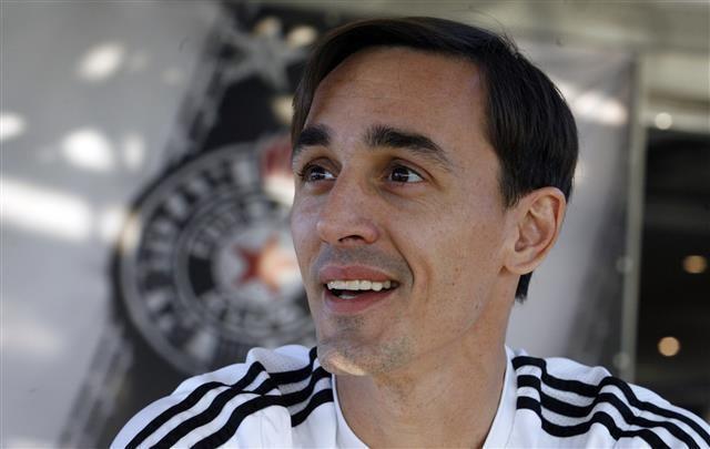 Milan Obradović Milan Obradovi u OFK Beogradu Partizanov informator