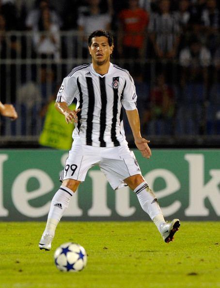 Milan Smiljanić Milan Smiljanic Photos Photos FK Partizan v RSC Anderlecht UEFA