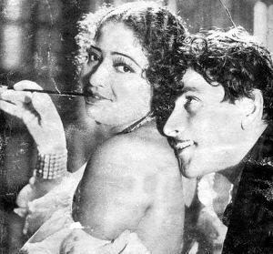Milap (1937 film) movie poster