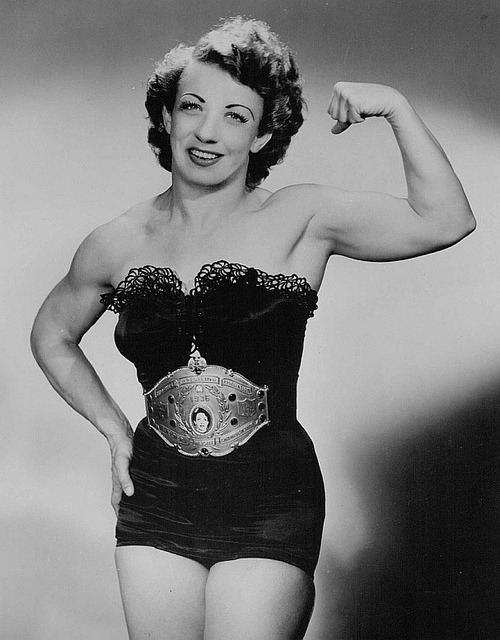 Mildred Burke mildred burke wrestling Tumblr