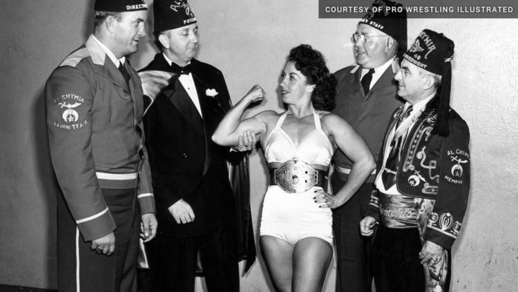 Mildred Burke Mildred Burke WWE