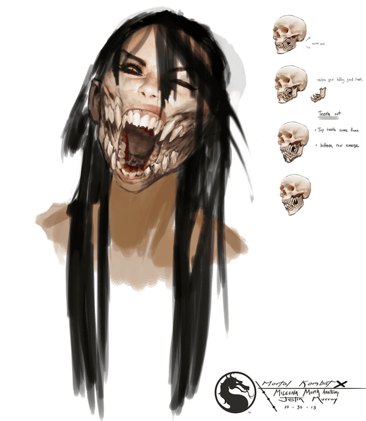 Mileena - Alchetron, The Free Social Encyclopedia
