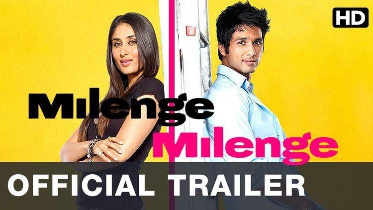 Milenge Milenge Official Trailer Shahid Kapoor Kareena Kapoor