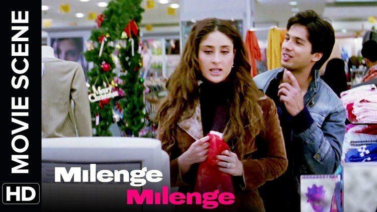 Shahid breaks Kareenas trust Milenge Milenge Movie Scene YouTube