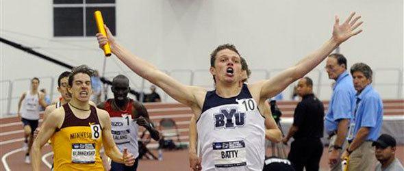 Miles Batty Miles Batty named Athlete of the Week TimetoRun USA