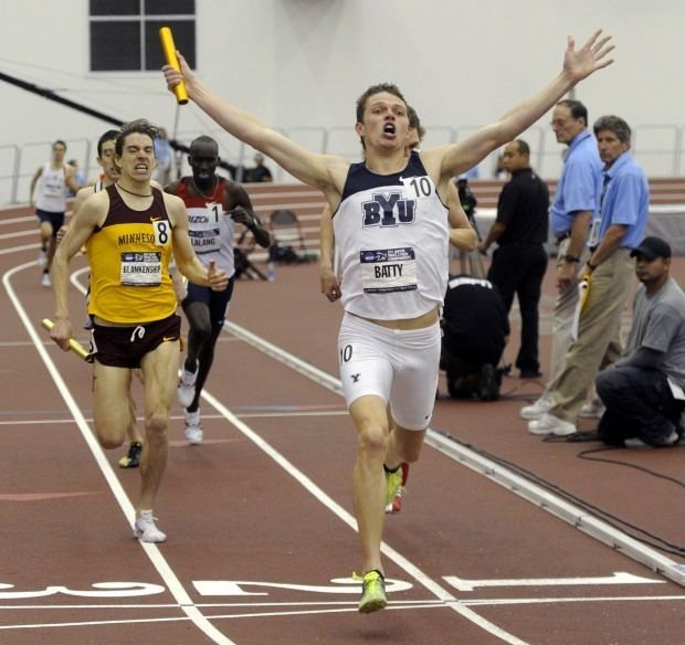 Miles Batty BYU runner Miles Batty shining as a distance specialist