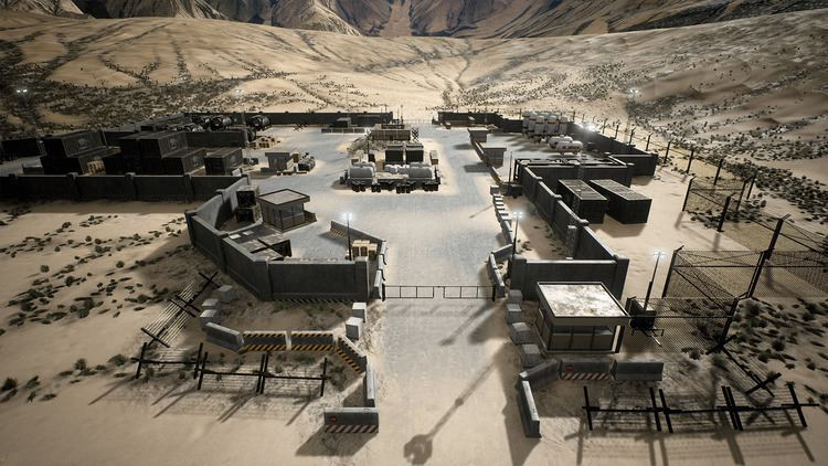 Military base Released Military Base