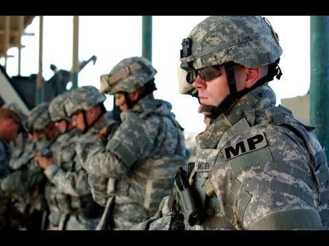 Military Police Corps (United States) US Army Military Police Corps documentary YouTube