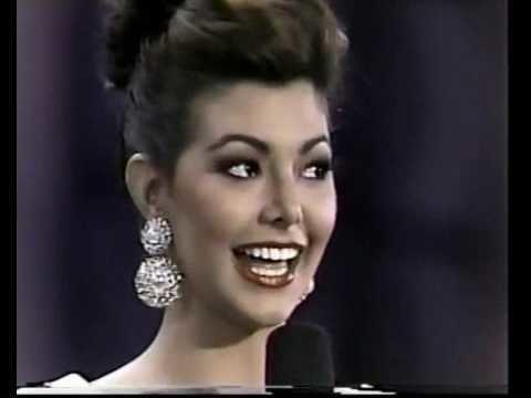 Milka Chulina Milka Chulina Miss Venezuela 1992 YouTube