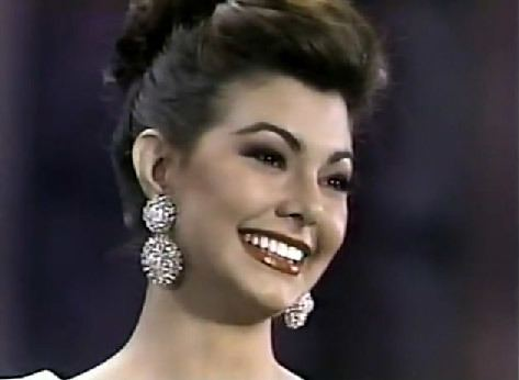 Milka Chulina Beauty Pageant Predictor Shoulda Been Miss Universe 1993