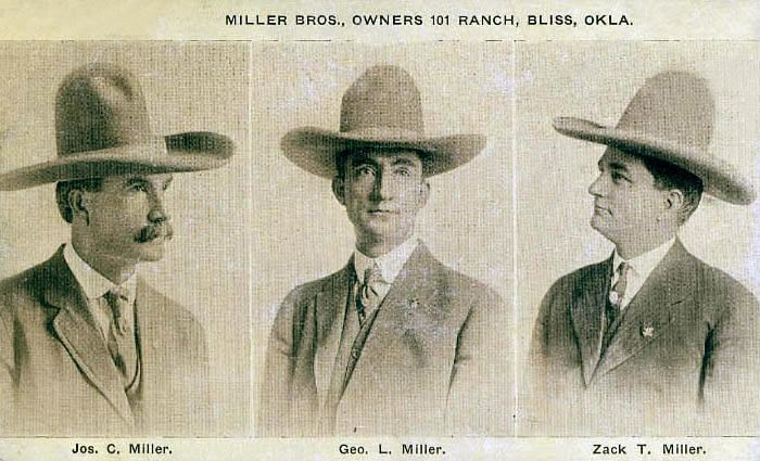 Miller Brothers 101 Ranch Wild West Shows