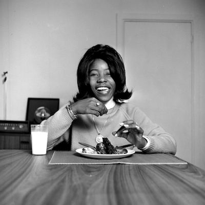 Millie Small Howard Grey Photographer London Archive Millie Small